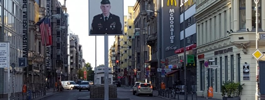 Checkpoint Charlie Bebauung