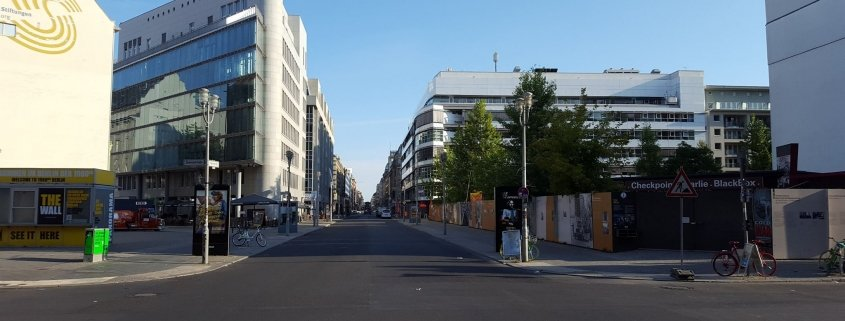 """Initiative """"Checkpoint Charlie erhalten"""""""