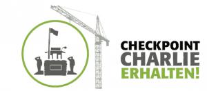 Checkpoint Charlie erhalten